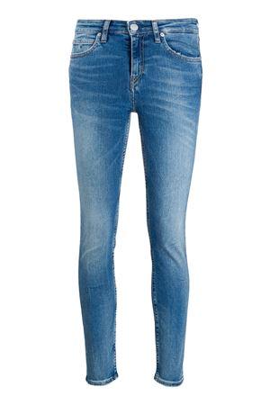 CALVIN KLEIN JEANS Woman Five Pocket Jeans CK JEANS |  | J20J2128431BJ