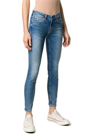 CALVIN KLEIN JEANS Donna Jeans Cinque Tasche CK JEANS | Pantalone | J20J2128431BJ