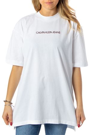 CALVIN KLEIN JEANS T-Shirt Donna CK JEANS | T-Shirt | J20J212880YAF
