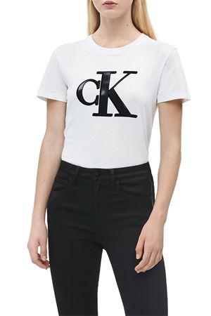 CALVIN KLEIN JEANS T-Shirt Donna CK JEANS   T-Shirt   J20J212919YAF