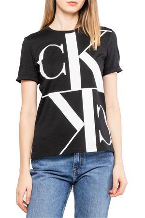 CALVIN KLEIN JEANS T-Shirt Donna CK JEANS   T-Shirt   J20J212932BAE