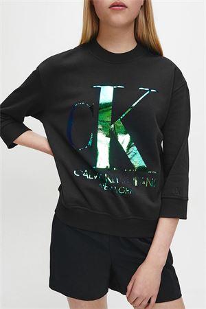 CALVIN KLEIN JEANS Women's Sweatshirt CK JEANS |  | J20J213481BAE