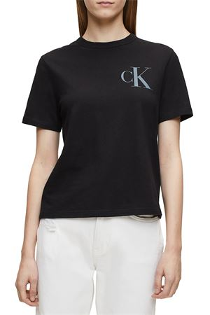 CALVIN KLEIN JEANS T-Shirt Donna CK JEANS   T-Shirt   J20J213562BAE