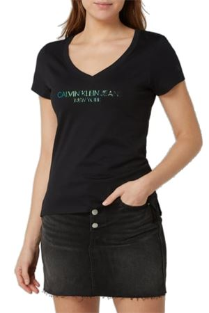 CALVIN KLEIN JEANS Women's T-Shirt CK JEANS |  | J20J213570BAE