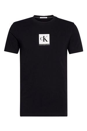 CALVIN KLEIN JEANS T-Shirt Uomo CK JEANS | T-Shirt | J30J314755BAE