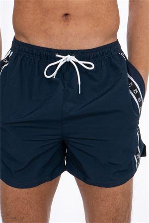 CALVIN KLEIN UNDERWEAR Pantaloncino Mare Uomo CK UNDERWEAR | Costume | KM0KM00451CBK