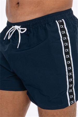 CALVIN KLEIN UNDERWEAR Men's Shorts CK UNDERWEAR      KM0KM00451CBK