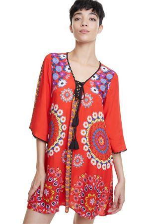 DESIGUAL Woman Dress Model CRETA DESIGUAL |  | 20SWMW323036