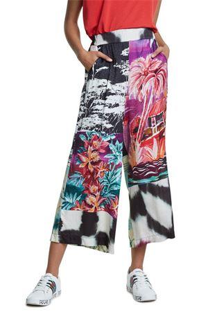 DESIGUAL Woman Trousers Model TRIPOLI DESIGUAL |  | 20SWPW369019