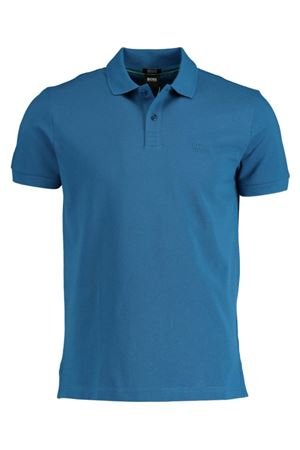 HUGO BOSS Men's Polo Shirt Pima Model HUGO BOSS |  | 50388956434