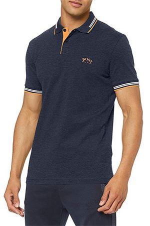 HUGO BOSS Men's Polo Shirt PAUL CURVED Model HUGO BOSS |  | 50412675413