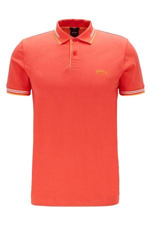 HUGO BOSS Men's Polo Shirt PAUL CURVED Model HUGO BOSS |  | 50412675621