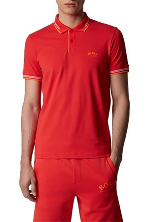 HUGO BOSS Polo Uomo Modello PAUL CURVED HUGO BOSS | Polo | 50412675621