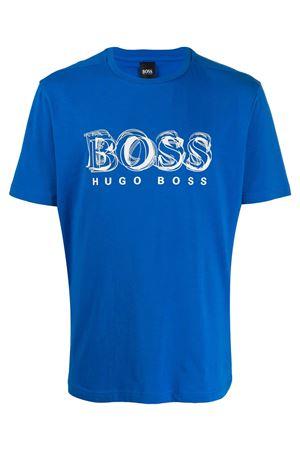 HUGO BOSS Men's T-Shirt Model TEE 4 HUGO BOSS |  | 50424073436