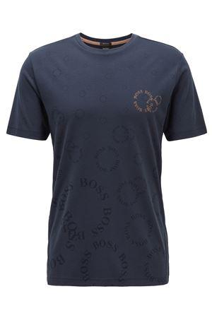 HUGO BOSS T-Shirt Uomo Modello TEE 10 HUGO BOSS   T-Shirt   50425689412