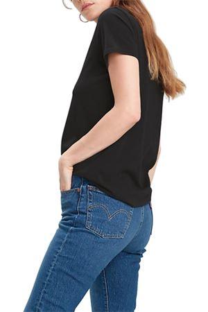 LEVI'S Woman T-Shirt LEVI'S |  | 17369-0783T2 CAVIAR
