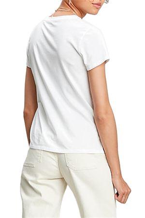 LEVI'S Women's T-Shirt with Box Tab logo. LEVI'S |  | 17369-0903WHITE