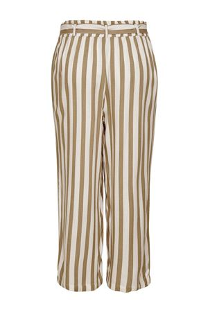 ONLY Pantalone Donna Modello ASTRID ONLY | Pantalone | 15191620STRIPES:BEIGE STRIPES