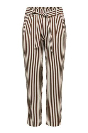 ONLY Pantaloni Donna Modello LAYLA-WIPER ONLY |  | 15195683STRIPES:CLOUD DC