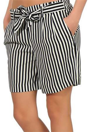 ONLY Short Donna Modello SAGE-WIPER ONLY | Shorts | 15195685STRIPES: CLOUD DC