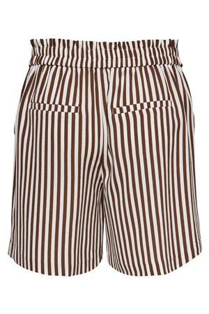 ONLY Short Donna Modello SAGE-WIPER ONLY | Shorts | 15195685STRIPES:CLOUD DC