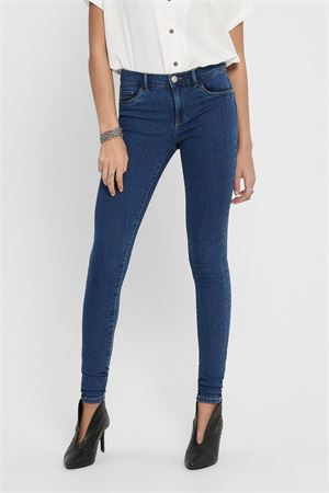ONLY Jeans Donna Modello RAIN ONLY | Jeans | 15195834DARK BLUE DENIM