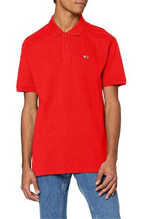 TOMMY JEANS Polo Uomo TOMMY JEANS | Polo | DM0DM07196XA9