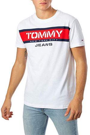 TOMMY JEANS T-Shirt Uomo TOMMY JEANS   T-Shirt   DM0DM07434YA2