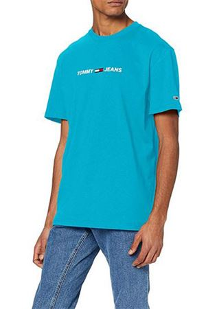 TOMMY JEANS Men's T-Shirt TOMMY JEANS |  | DM0DM07621CTX