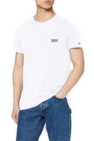 TOMMY JEANS Men's T-Shirt TOMMY JEANS |  | DM0DM07813YBR