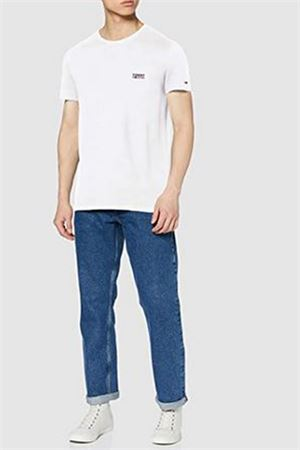 TOMMY JEANS T-Shirt Uomo TOMMY JEANS | T-Shirt | DM0DM07813YBR