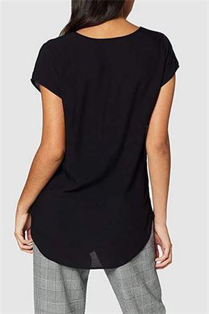VERO MODA T-Shirt Donna Modello BOCA SS VERO MODA   T-Shirt   10104030BLACK
