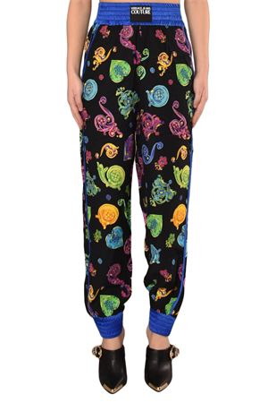 VERSACE JEANS COUTURE Women's trousers VERSACE JEANS COUTURE |  | A1HVB107.S0770K68 VDM107
