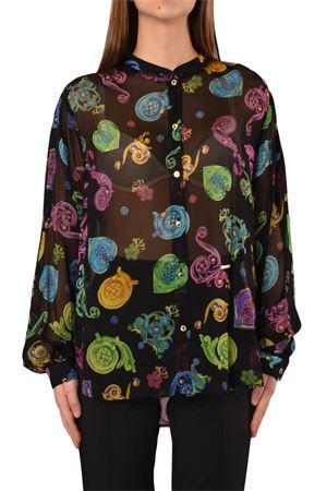 VERSACE JEANS COUTURE Women's shirt VERSACE JEANS COUTURE      B0HVB621.S0776K68 VDM221 064