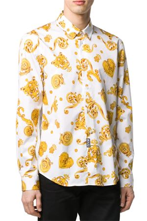 VERSACE JEANS COUTURE Camicia Uomo VERSACE JEANS COUTURE | Camicia | B1GVB6S2.S0771003 VUM201
