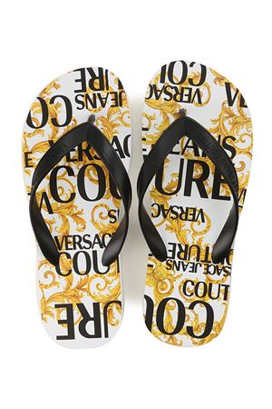 VERSACE JEANS COUTURE Infradito Uomo VERSACE JEANS COUTURE | Infradito | E0YVBSQ8.71404003