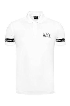 ARMANI EA7 Men's Polo Shirt ARMANI EA7 |  | 3KPF04 PJ03Z1100