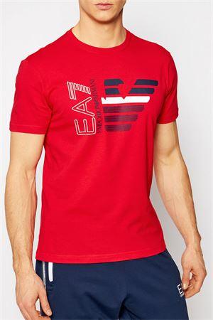 ARMANI EA7 T-Shirt Uomo ARMANI EA7 | T-Shirt | 3KPT22 PJ6EZ1451