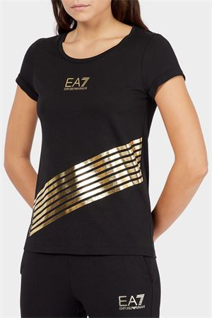 ARMANI EA7 T-Shirt Donna ARMANI EA7 | T-Shirt | 3KTT42 TJ52Z1200