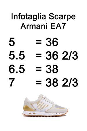 ARMANI EA7 Scarpe Donna ARMANI EA7 | Scarpe | X7X005 XK210R579
