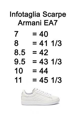 ARMANI EA7 Scarpe Unisex ARMANI EA7 | Scarpe | X8X001 XCC5100001