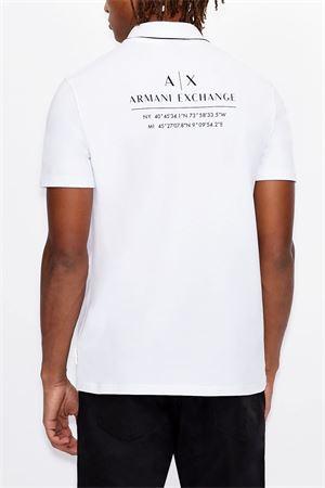 ARMANI EXCHANGE Polo Uomo ARMANI EXCHANGE | Polo | 3KZFFC ZJ81Z1100
