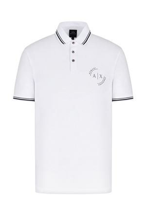 ARMANI EXCHANGE Polo Uomo ARMANI EXCHANGE | Polo | 3KZFLC ZJ1BZ1100