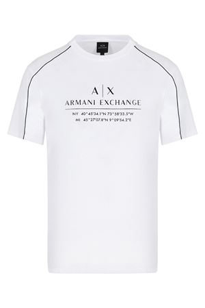 ARMANI EXCHANGE Maglia Uomo ARMANI EXCHANGE | Maglia | 3KZMFB ZJH4Z1100