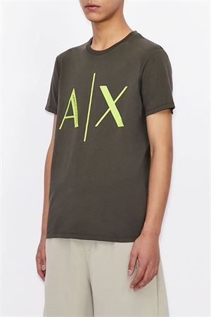 ARMANI EXCHANGE T-Shirt Uomo ARMANI EXCHANGE | T-Shirt | 3KZTAG ZJ4KZ1855