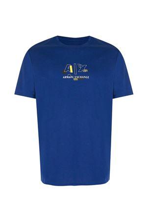ARMANI EXCHANGE Men's T-Shirt ARMANI EXCHANGE | T-Shirt | 3KZTBC ZJA5Z15AE