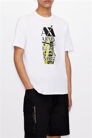 ARMANI EXCHANGE T-Shirt Uomo ARMANI EXCHANGE | T-Shirt | 3KZTFU ZJH4Z1100