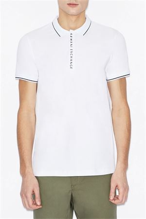 ARMANI EXCHANGE Men's Polo Shirt ARMANI EXCHANGE |  | 8NZF71 ZJH2Z1100