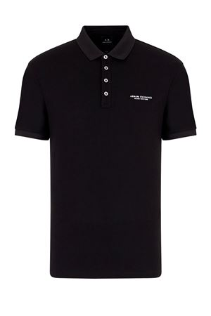 ARMANI EXCHANGE Men's Polo Shirt ARMANI EXCHANGE |  | 8NZF80 Z8H4Z1200