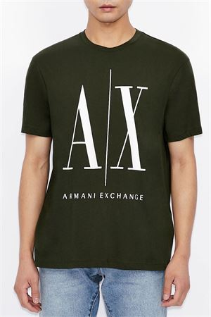 ARMANI EXCHANGE Men's T-Shirt ARMANI EXCHANGE | T-Shirt | 8NZTPA ZJH4Z1851